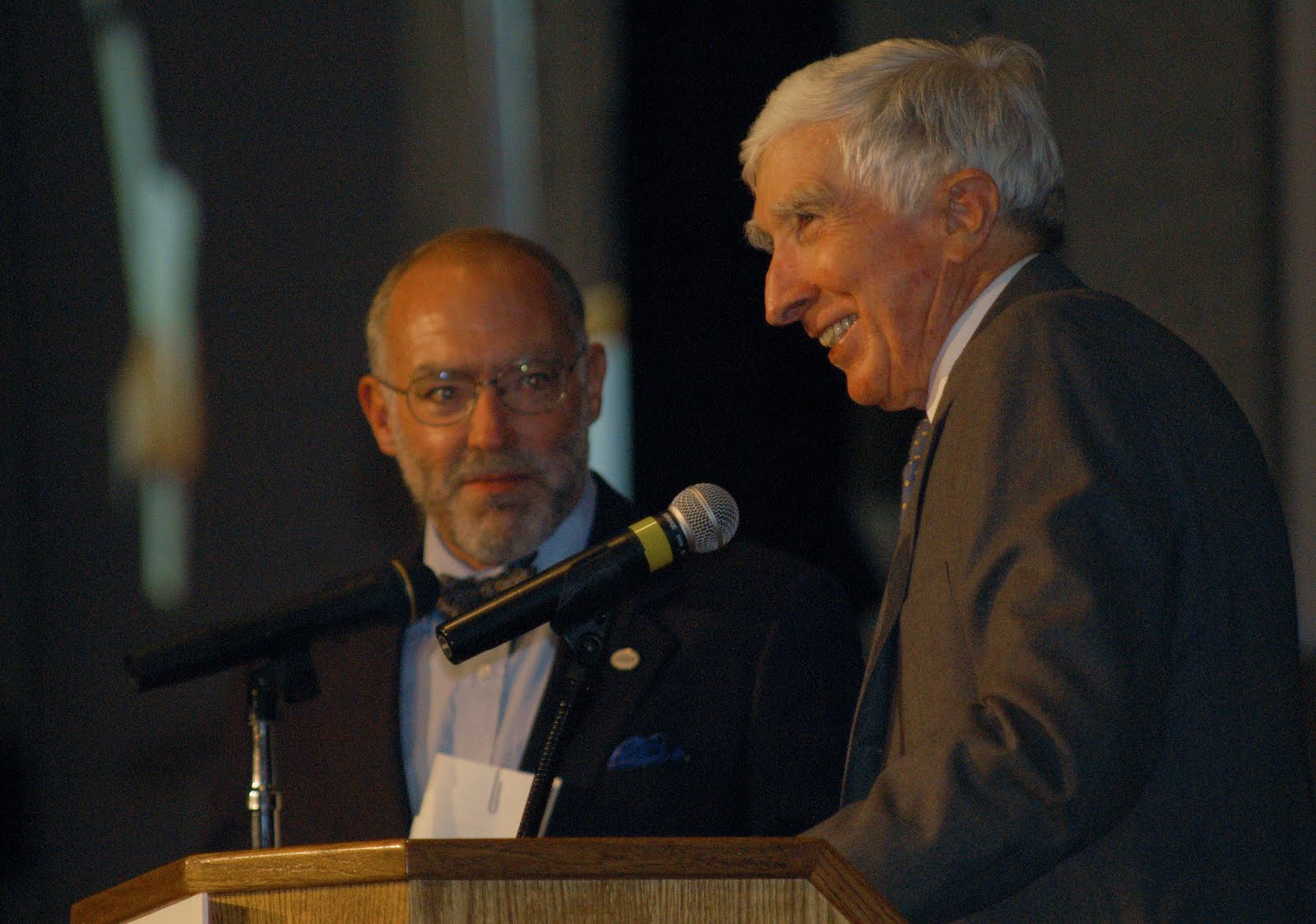 Updike and Marc