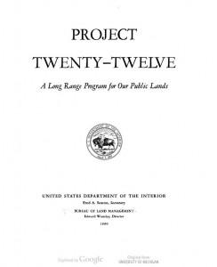 Interior Report