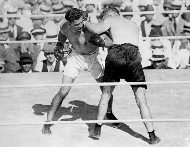 Jack Dempsey Tommy Gibbons