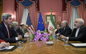 Iran nuclear talks continue in Switzerland