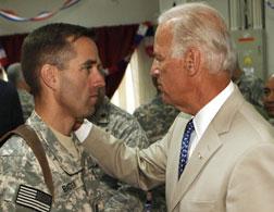 Beau and Joe Biden
