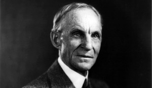 Henry Ford Industrialist, But Not Politician