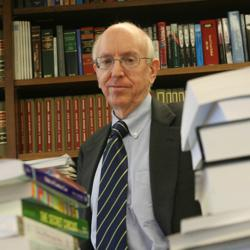 Judge Posner photo by Hugh Williams