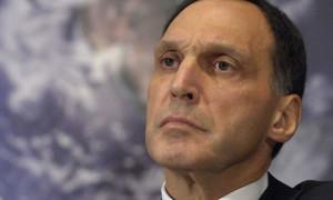 Richard Fuld, former Lehman CEO