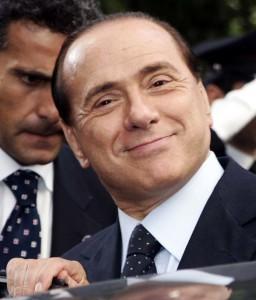 Berlusconi  -Italy's Trump