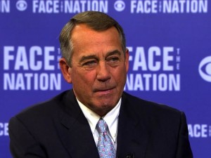 John Boeher on Face the Nation. CBS photo