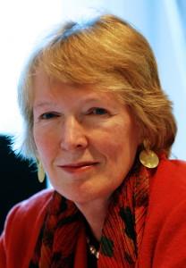 Canadian historian Margaret MacMillan