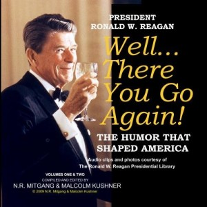 Reagan - There you go again