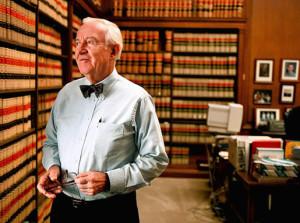 Former Justice John Paul Stevens