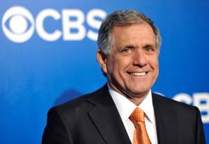 CBS Chairman Moonves: