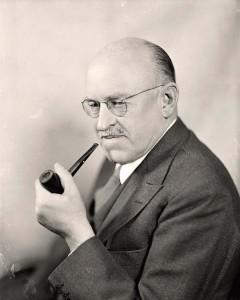 Vermont Senator Ralph Flanders
