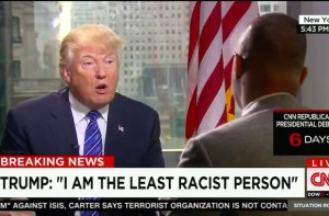 """""""I am not a racist..."""""""