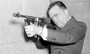 Young J. Edgar Hoover