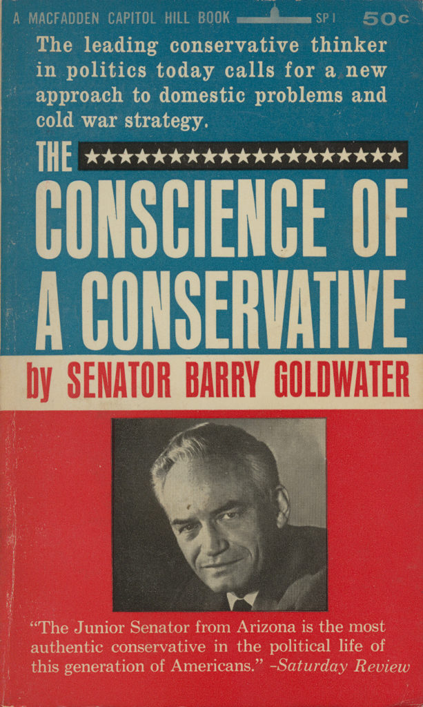 an analysis of senator barry goldwaters opinions about social and moral issues in america Shepard, christopher a true jeffersonian: the western conservative principles of barry goldwater and his vote against the civil rights act of 1964 journal of the west 49, no 1, (2010): 34–40 shermer, elizabeth tandy (ed) (2013) barry goldwater and the remaking of the american political landscape tucson, az: university of arizona press, 2013.